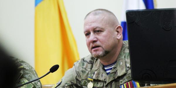 Подполковник Декусар: «У людей пропал страх в глазах и все верят - враг уйдет»