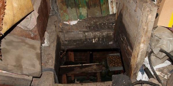 В Кременчуге в погребе найден труп пенсионера