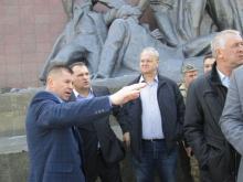 Митинг Победы возле мемориала в Кременчуге может не состояться