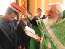 Кременчугским заключенным отпустили грехи