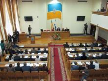 На 27 апреля запланирована сессия Кременчугского горсовета
