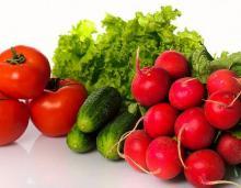 Кременчугские санврачи предупреждают: не злоупотребляйте ранними овощами