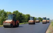 По дороге из Кременчуга на Киев и на Днепр до 15 июня залатают ямы