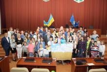 Дети погибших участников АТО будут отдыхать в лагерях за средства бюджета Полтавщины
