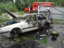 Из неисправности в габарите, чуть не сгорела Mazda (дополнено)