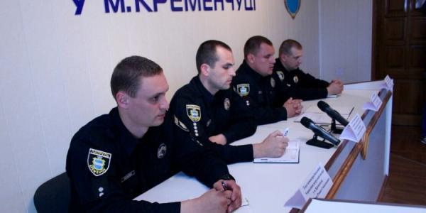 Итоги 100 дней работы патрульной полиции в Кременчуге
