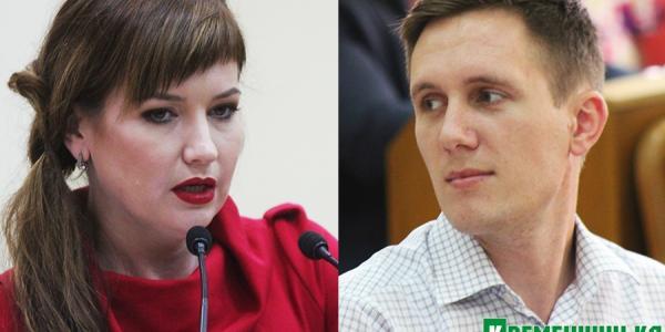 В Кременчугском горсовете депутат Шевченко пожаловался на депутата Пиддубную