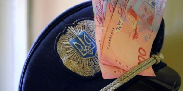 В Кременчуге на взятке задержаны два милиционера