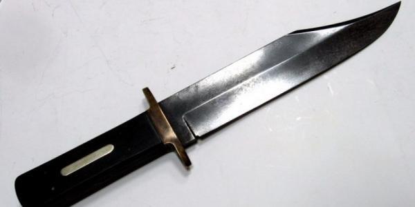 Резня ножом в Кременчуге