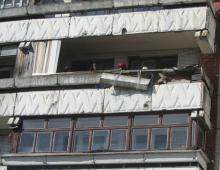 Неадекватное поведение кременчужанина привело к вскрытию квартирной двери