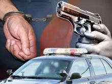 Правоохранители раскрыли четверть преступлений, совершенных за сутки