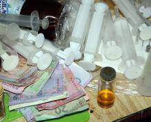 В Кременчуге закрыли нарколабораторию