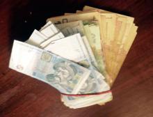 В Кременчуге задержали грабителя, похитившего сумку почтальона