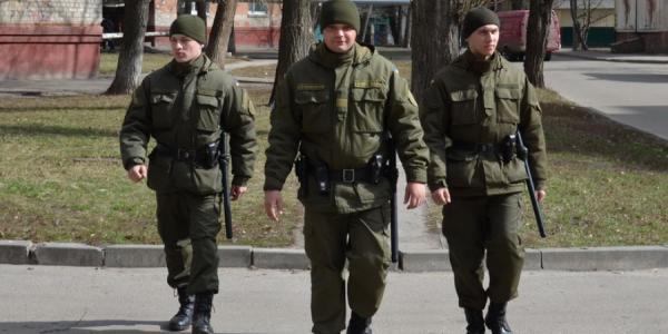 В Кременчуге нацгвардийцы задержали грабителя