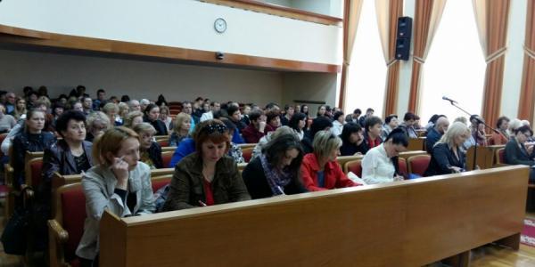 Кременчугских предпринимателей «научили» сдавать отчеты по-новому