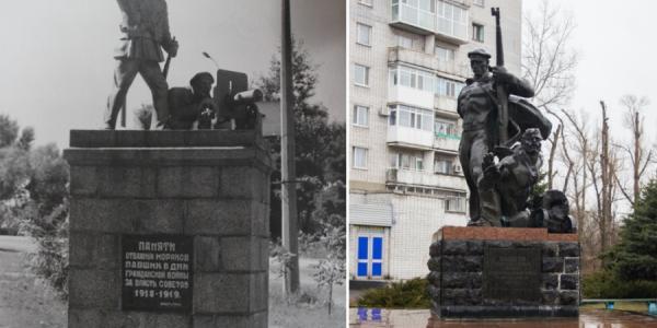 Какими были и стали памятники Кременчуга