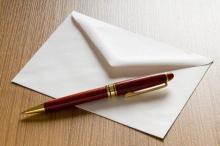 Кременчугским маршрутчикам отправили письма от мэра