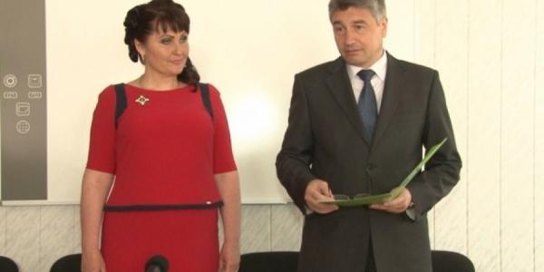 Департамент образования возглавила Харченко