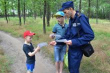 В Кременчуге из-за жары могут повысить класс пожароопасности