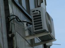Несмотря на дождь, кременчугскому вору стало жарко