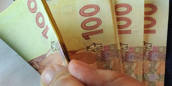 Кременчугские семьи участников АТО получили матпомощь