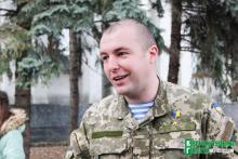 Командир десантников Игорь Герасименко: «В зоне АТО не хватает техники, а КрАЗы со своей задачей справляются»