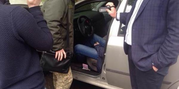 На Полтавщине задержан полицейский-взяточник