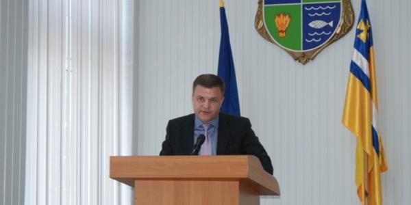 Представлен новый председатель Кременчугской райгосадминистрации