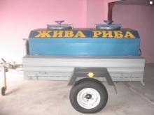Кременчугские ГАИшники «остановили» 70 кг рыбы