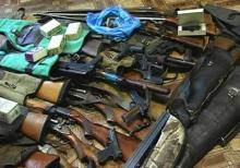 «Прощай, оружие!»: жителей Полтавщины разоружают