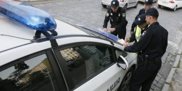Кременчугские полицейские задержали четырех водителей «навеселе»