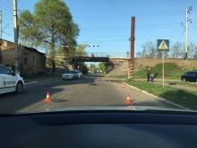 Два ДТП случилось в Кременчуге с участием велосипедистов