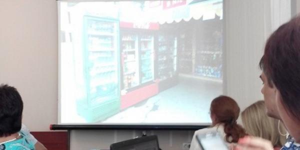 Изобилие холодильников у киосков в Кременчуге наказуемо