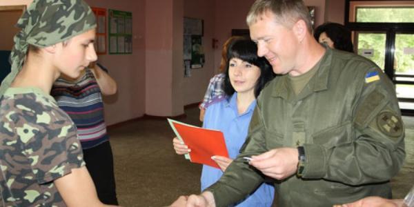 Малая полицейская академия в Кременчуге 10-й раз открыла двери