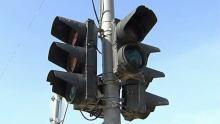 На Московской-Чкалова не работает светофор