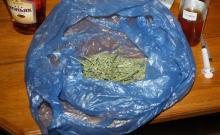 В Кременчуге задержан наркодиллер