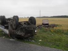 В ДТП на Полтавщине погибли два человека