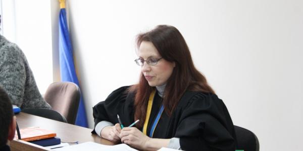 Головач дал отвод судье Мурашовой в «деле Харченко и прокуратуры»