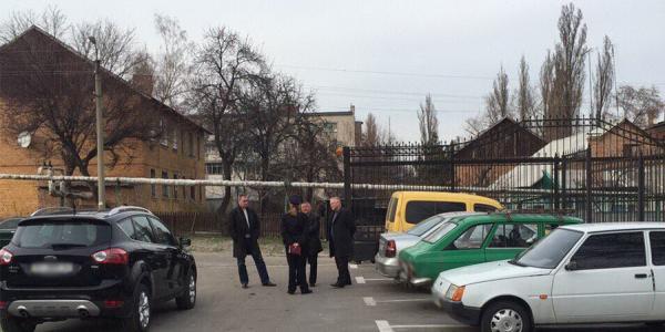 Главный инженер «Кременчугводоканала» защищался с помощью полиции от дирекции предприятия