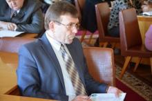 В Полтавской области появился еще один вице-губернатор