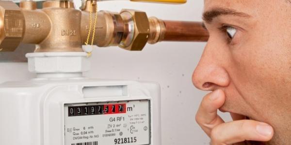 В Кременчуге установка счетчика на газ превратилась в вызов полиции
