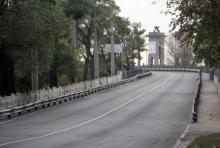Крюковский мост «не выносит» фуры