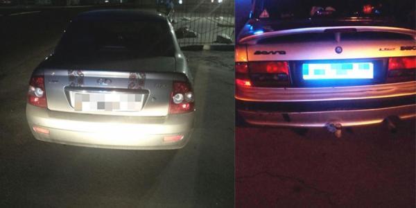 Патрульные Кременчуга за ночь «обезвредили» трех нетрезвых водителей