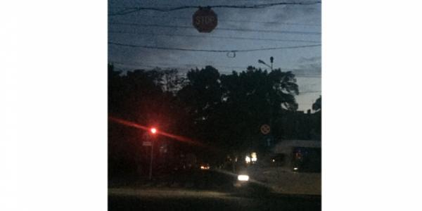 Уличное освещение в Кременчуге включается когда «хоть глаз выколи»