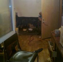 Двое кременчужан погибли при пожаре в собственных квартирах