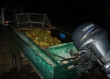 На Полтавщине за браконьерство задержали рыбинспекторов