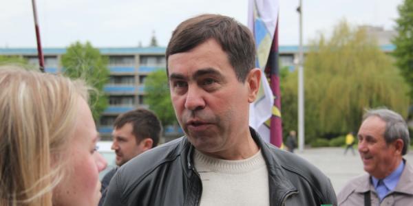 Две улицы в Кременчуге угрожают перекрыть профсозы