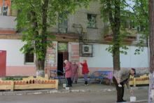 Генеральная уборка в Кременчуге проходит под солнышком
