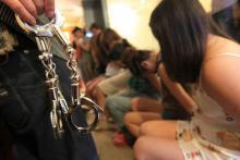 В Кременчуге задержали торговцев людьми