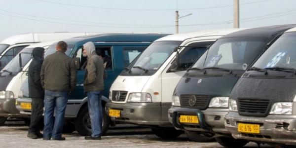 Междугородние маршрутки повысили тарифы на перевозки